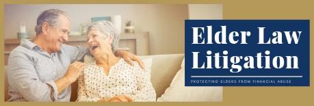 Elder Law Litigation Scifo