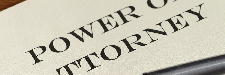 Power of Attorney Elgin